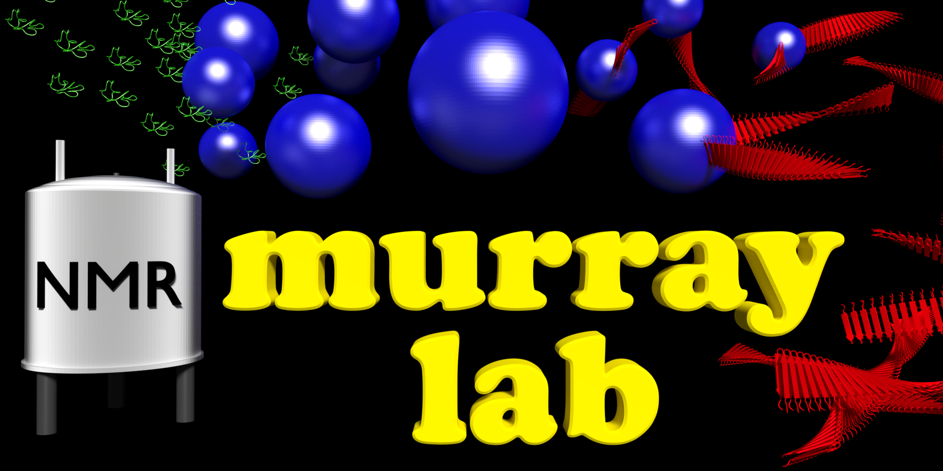 Murray Lab Research Overview
